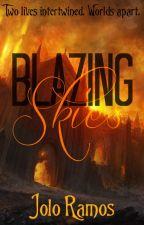 Blazing Skies by H-A-Y-L-E-Y