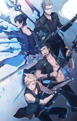 NEW! Prompto x Noctis Selfy mind Final Fantasy XV 15 YAOI Doujinshi