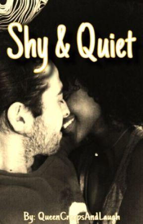 Shy & Quiet by QueenCreepsAndLaugh