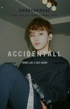 Accidental ; Mark × Herin by chsethereal
