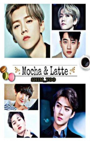 Mocha & Latte by Shim_Yoo