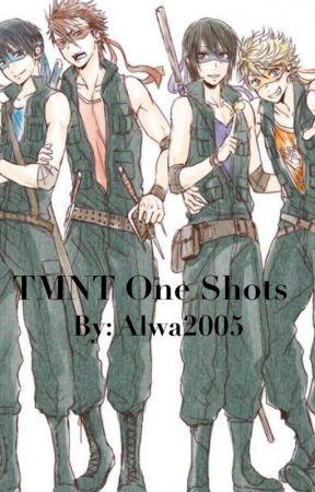 TMNT One Shots (Requests closed, sorry) - Leo x Ashley OC (Lemon