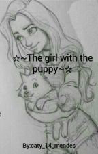 ~The girl with the puppy~FF SHAWN MENDES ❤ by caty_14_mendes