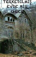TERKEDİLMİŞ EVDE BİR GECE by zafer321903