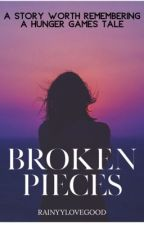 Broken Pieces | Finnick Odair by rainyylovegood