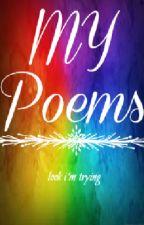 My Bad, bad poetry. by TheNerdsLife