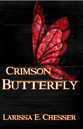 Crimson Butterfly by AFleetingDream_91