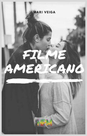Filme Americano (Romance Lésbico) by maricveiga