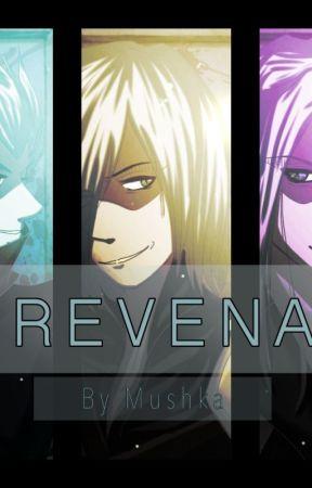 The Revenants    -Final Fantasy VII fanfic- by MushkaQuiroa