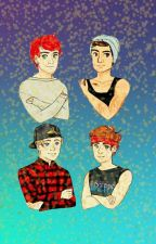 Imagine and Preferences ~ 5sos by e_alone