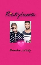 Rickyluma [Ricky Martin x Maluma](fanfic) by user37627233