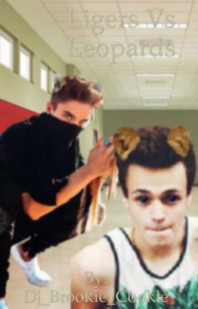 Ligers Vs Leopards | Donah Meavey | boyxboy  by Dj_Brookie_Cookie
