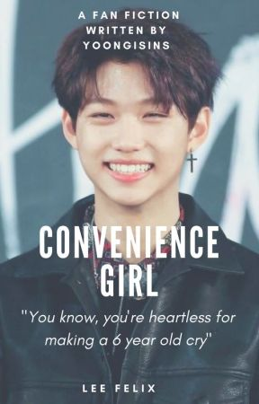 Convenience Girl||Lee Felix by yoongisins