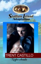 Stallion Island Adaptation series Trent Castillo by Nightxshade