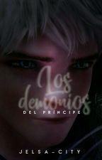 Los demonios del Príncipe × JELSA by Jelsa-City