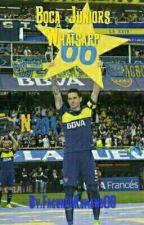 Boca Juniors Whatsapp #Wattys2018 by FacundoRomano09