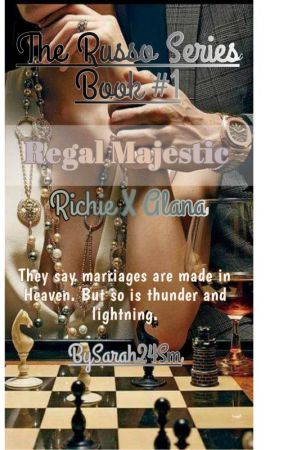 Regal : Majestic (Book #1) The Russo Series by Sarah24SM