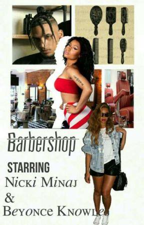 Barbershop by lustedlover