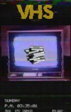 VHS- by sofirush_