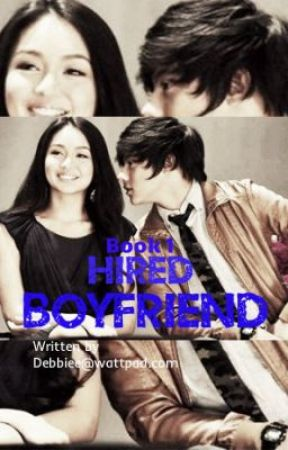 BOOK 1: Hired Boyfriend [Kathniel] by Debbiee