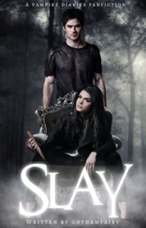 SLAY ♱ d.salvatore by gothamfairy