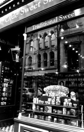 A Trip to the Candy Shop on Melbrook Lane  by violetpompom