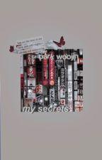my secrets : park woojin : ab6ix by -JISOOMYO