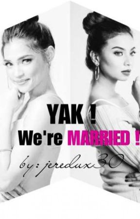 Yak ! We're MARRIED ! by jeredux30