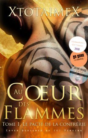 Au Cœur des Flammes by XtotaimeX
