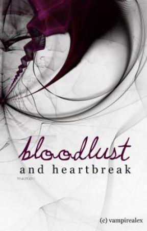 Bloodlust & heartbreak by FishCustardTrocks
