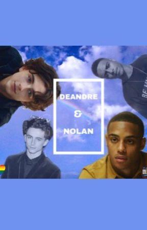 Deandre & Nolan  by natiaaax3