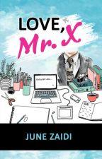 MR. X by JuneZaidi