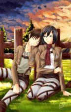 Heart Letters [Eren Jaeger x Mikasa Ackerman] by Coolez