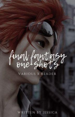 Final Fantasy One Shots Ffvii Vincent Valentine X Reader Wattpad