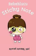 Sticky Note by bebeklucu