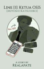 LINE [1] : Ketua OSIS [Miyoshi Katsuhiko] [Joker Game] by realapate