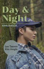 Day and Night. ›› KaiTaem ‹‹ by kimloveslee