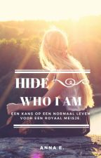hide who I am ( dutch) by littlepiggyx