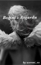 Bogini z Asgardu  by Werkaaa1310