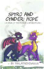 Spyro and cynder: hope by taylathepegasus
