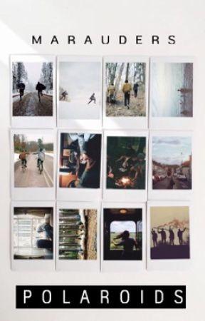 polaroids | marauders by somethingedgy3a