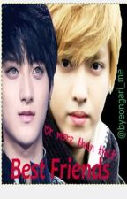 Best friends. [Taoris] by byeongari_me