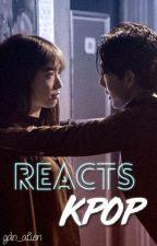 Reacts Kpop by gdn_alien