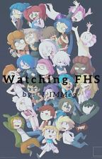 Watching FNAFHS/FHS by ImM-Meg--