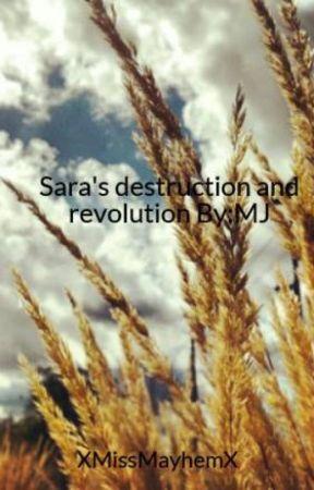 Sara's Savior by XMissMayhemX