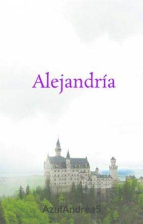 Alejandría by AzulAndrea5
