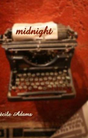 Midnight Poems by cecileadams