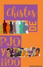 Chistes de pjO y hoO by lillesolace100