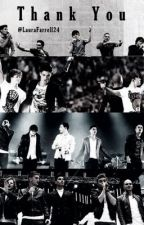 Thank You- The Wanted short story fanfiction by TWSOSLaura