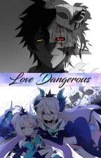 Love Dangerous (Allen Walker y tu) D-Gray Man by CatLunalight562